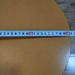 丸テーブル 直径40cm