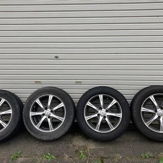 15インチ アルミホイール付タイヤ 4本セット