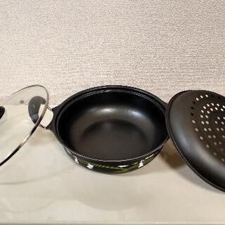 多機能な鍋