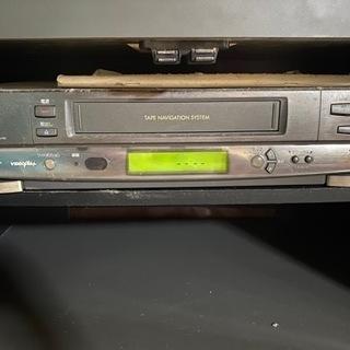 HITACHI製ビデオレコーダー