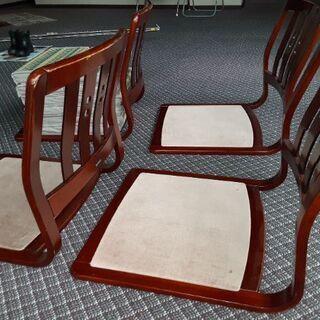 karimoku椅子4、井草クッション6