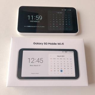 Galaxy 5G Mobile Wi-Fi ポケットWi-Fi