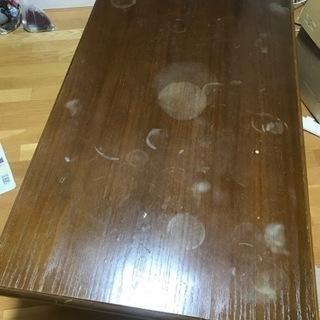 テーブル 120*75*33cm