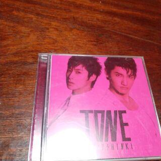 (中古 CD DVD)TONE-当方神起
