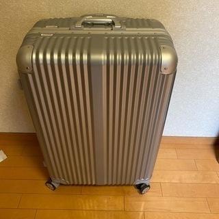 スーツケース 美品(ほぼ未使用に近いレベルです).