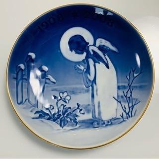 ロイヤルコペンハーゲンの絵皿です。