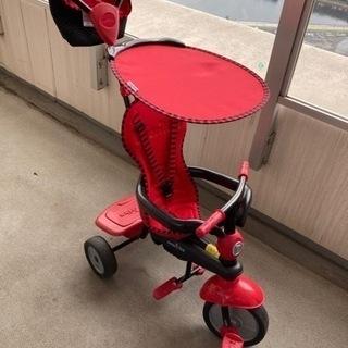 三輪車 ベビーカー