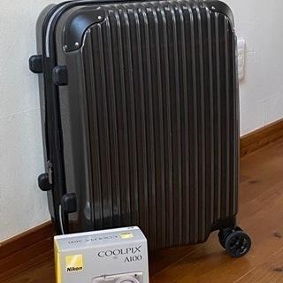 【ネット決済】キャリーバッグ スーツケース Nikon デジカメ...
