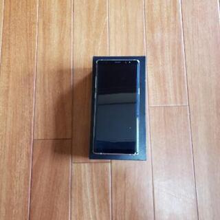 【ネット決済】Galaxy Note 8 Gold  64 GB...