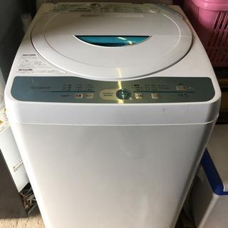 SHARP洗濯機4.5kg2008年製