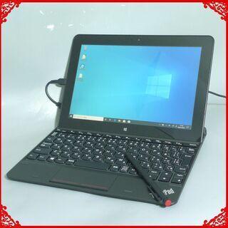 【ネット決済・配送可】中古美品 タブレット 超高速SSD 10....