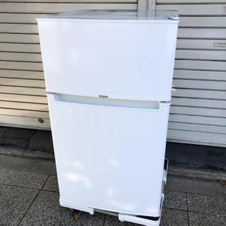 #5809 ハイアール JR-N85B 冷凍冷蔵庫 85L…