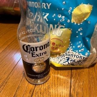 コロナビール空瓶
