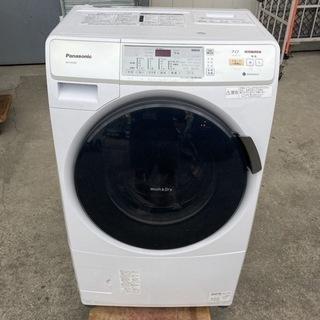 【ネット決済・配送可】Panasonic ドラム洗濯機 NA-V...
