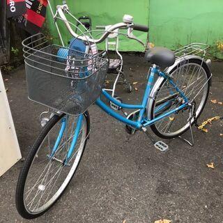 Marukin マルキン 3段切替自転車 26インチ シテ…