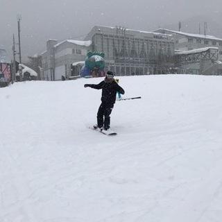 ★中高年の方にスキー、スノーボード教えます!疲れる事なく2…