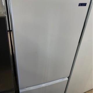 *【12ヶ月安心保証付】YAMADA 2ドア冷蔵庫
