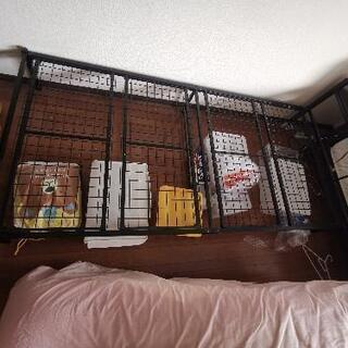 【2000円】シングルベッド お取りに来ていただける方お願い致します