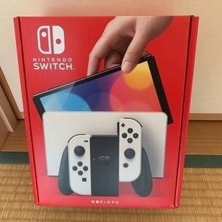 【新品未使用】Nintendo Switch 有機 ELモ…