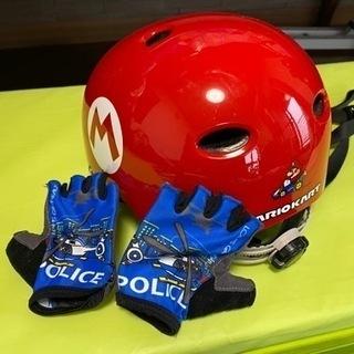 子供用 ヘルメット マリオ