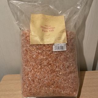 【ネット決済】ヒマラヤ岩塩ピンクバスソルト9.5kg