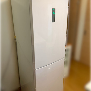 【写真追加】【美品】Haier 冷蔵庫 340L 2019年購入...
