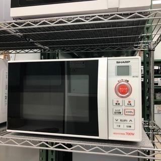 SHARP 電子レンジ RE-TS3-W6