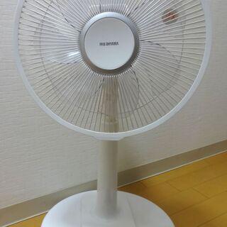 アイリスオーヤマ 扇風機 2018年製 リビング扇 LFD-30...