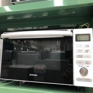 アイリスオーヤマ オーブンレンジ MO-F1805-W
