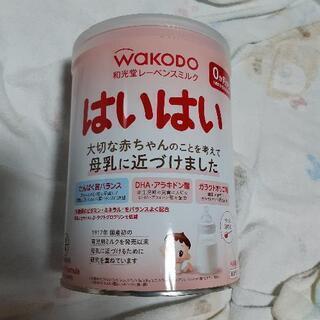 【取引中】和光堂  はいはい810g 1缶+森永 E赤ちゃん ス...