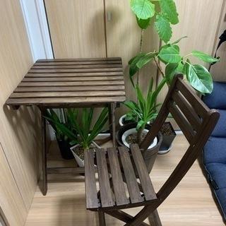 ガーデンテーブル チェア