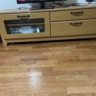 テレビ台(50型まで対応可能)
