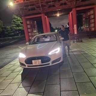テスラ モデルS 2015年式 500万円
