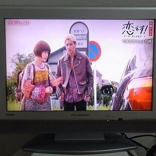 19インチ液晶カラーテレビ DXアンテナ(フナイ)製