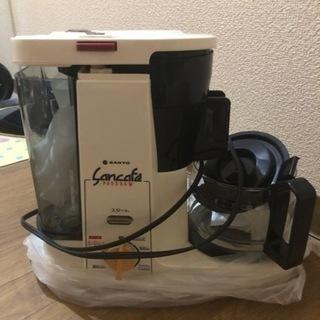 昭和家電 コーヒーメーカー 差し上げます