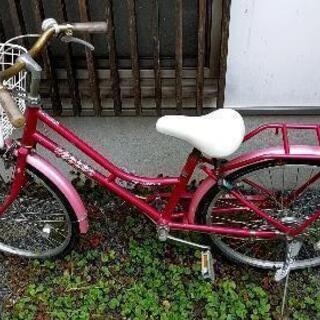 【決まりました】こども用自転車22インチ