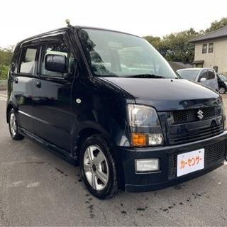 総額11.8万円スズキワゴンR RRDI車検2年付き