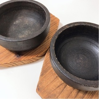 【無料】石焼ビビンバなどに使用する石釜
