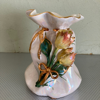 花瓶 チューリップの花瓶