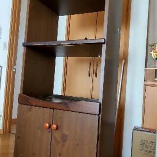 キッチン収納棚