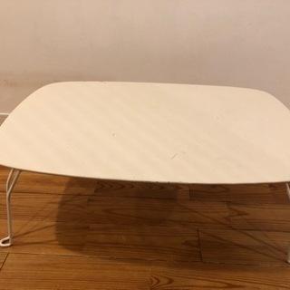 折り畳み鏡面テーブル 無料