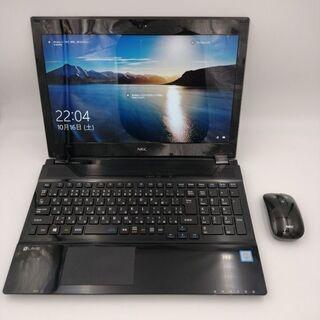 【美品】NEC 高年式 高性能第7世代Core i7搭載 メモリ...