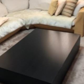 【ネット決済】応接用の重くシッカリしたテーブル