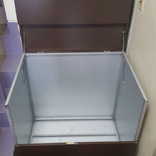 大型ごみ箱