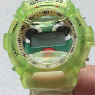 ケロロ軍曹 腕時計
