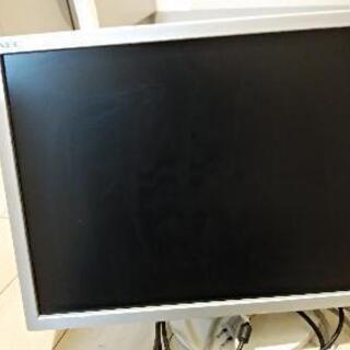 パソコンモニターNEC