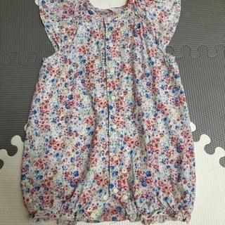 ベビー服 花柄 サイズ85
