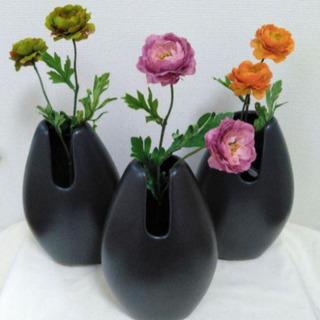 花瓶3点セット (新品未使用品)