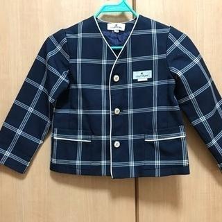 大和山王幼稚園 制服 ブレーザー 110サイズ