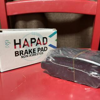 ハ) 新品未使用 SOL HAPAD BRAKE PAD …